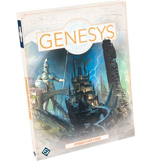Genesys RPG Expanded Players Guide
