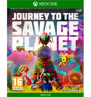 Journey to the Savage Planet Xbox One Pre-order og få in-game bonuser