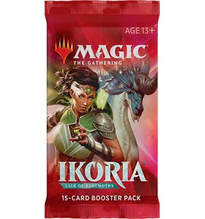 Magic Ikoria Draft Booster Lair of Behemoths - 15 kort
