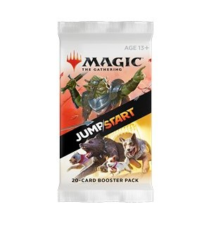 Magic Jumpstart Booster 20 kort