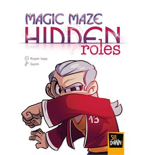Magic Maze Hidden Roles Expansion Utvidelse til Magic Maze