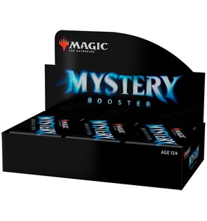 Magic Mystery Display 24 boostere á 15 kort per pakke