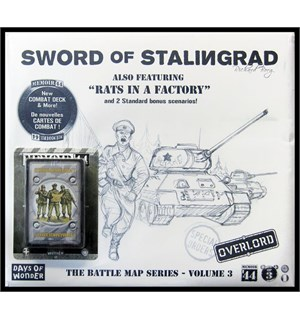 Memoir 44 Sword of Stalingrad Expansion Utvidelse til Memoir 44
