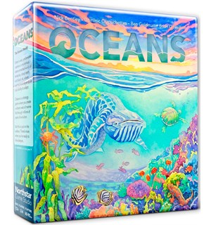 Oceans Limited Edition Brettspill