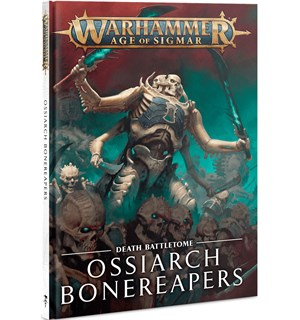 Ossiarch Bonereapers Battletome Warhammer Age of Sigmar