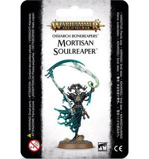 Ossiarch Bonereapers Mortisan Soulreaper Warhammer Age of Sigmar