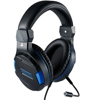 PS4 Stereo Gaming Headset V3 PS4 Offisielt lisensiert av PlayStation
