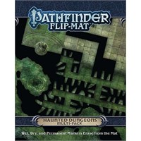 Pathfinder Flip Mat Haunted Dungeons Pathfinder RPG - Multi Pack