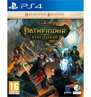 Pathfinder Kingmaker Def Ed PS4 Definitive Edition