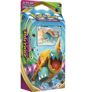 Pokemon Vivid Voltage Theme Drednaw Sword & Shield 4 Theme Deck