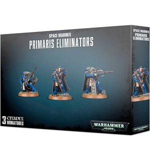 Space Marines Primaris Eliminators Warhammer 40K