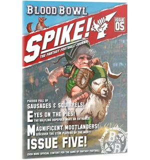 Spike Journal Issue 5 Blood Bowl