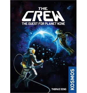 The Crew Brettspill The Quest for Planet Nine