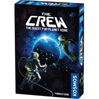 The Crew Quest Planet 9 Brettspill The Quest for Planet Nine