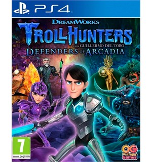 Trollhunters PS4 Defenders of Arcadia