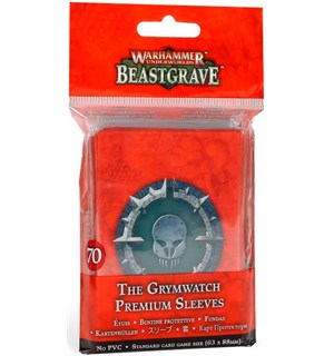 Underworlds Sleeves The Grymwatch Warhammer Underworlds Beastgrave