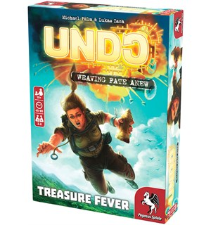 Undo Treasure Fever Brettspill