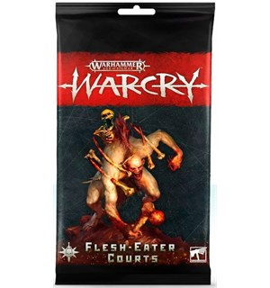 Warcry Cards Flesh-eater Courts Warhammer Age of Sigmar