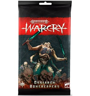 Warcry Cards Ossiarch Bonereapers
