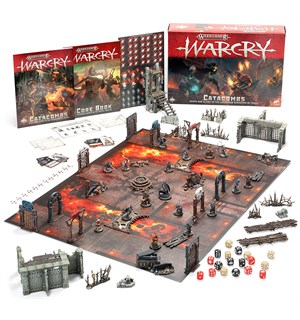 Warcry Catacombs Starter Set
