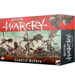 Warcry Chaotic Beasts Warhammer Age of Sigmar