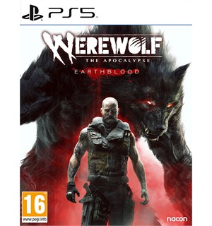 Werewolf Apocalypse Earthblood PS5