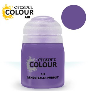 Airbrush Paint Genestealer Purple 24ml Maling til Airbrush