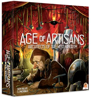 Architects West Kingdom Age of Artisans Utvidelse til Architects of West Kingdom