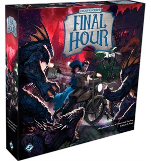 Arkham Horror Final Hour Brettspill