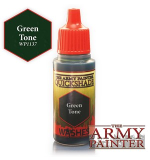 Army Painter Warpaint Green Tone