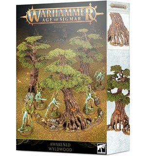 Awakened Wyldwood Terreng Warhammer Age of Sigmar