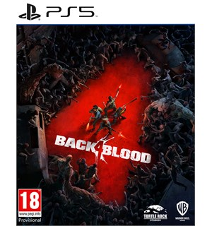 Back 4 Blood m/ bonus PS5 Pre-order og få in-game bonuser