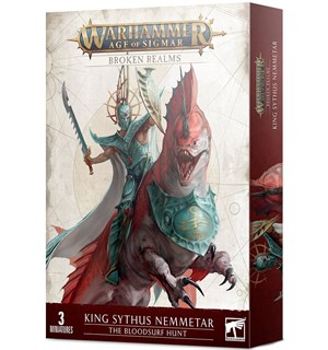 Broken Realms The Bloodsurf Hunt Warhammer Age of Sigmar