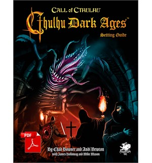 Call of Cthulhu Cthulhu Dark Ages Call of Cthulhu RPG - Setting Guide