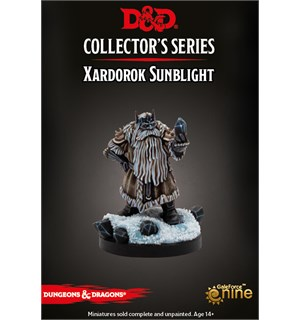 D&D Figur Coll. Series Xardorok Sunbligh Dungeons & Dragons Collectors Series