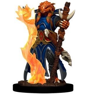 D&D Figur Icons Dragonborn Sorcerer Fema Icons of the Realm Premium Figures