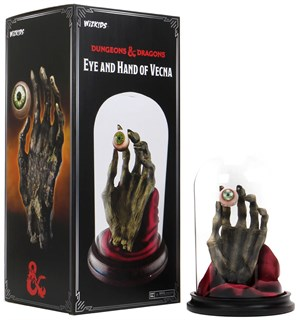 D&D Figur Icons Eye and Hand of Vecna Dungeons & Dragons Icons of the Realms