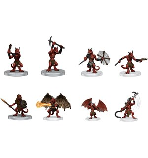 D&D Figur Icons Kobold Warband Icons of the Realms