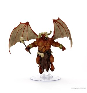 D&D Figur Icons Orcus Demon Lord Undeath Dungeons & Dragons Icons of the Realms