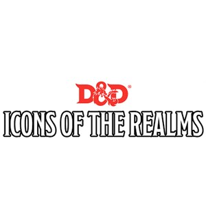 D&D Figur Icons Snowbound x4 Dungeons & Dragons Icons of the Realms