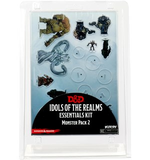 D&D Figur Idols 2D Monster Pack#2 Idols of the Realms - Essentials Kit