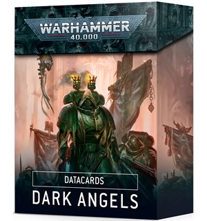 Dark Angels Datacards Warhammer 40K