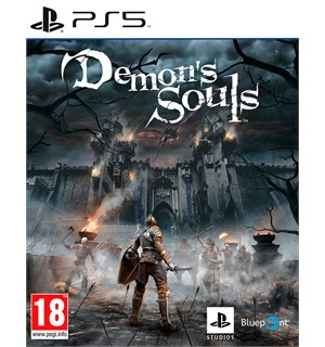 Demons Souls Remake PS5