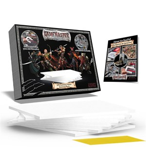GameMaster XPS Scenery Foam Booster Pack The Army Painter