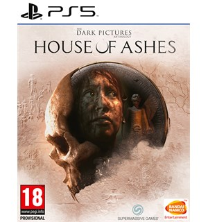 House of Ashes PS5 The Dark Pictures Anthology