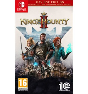 Kings Bounty 2 Day One Edition Switch