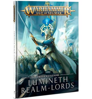 Lumineth Realm Lords Battletome Warhammer Age of Sigmar