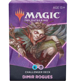Magic Challenger Deck Dimir Rogues Magic Challenger Deck 2021