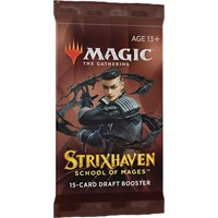 Magic Strixhaven Draft Booster