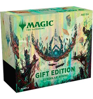 Magic Zendikar Rising Bundle Gift Ed